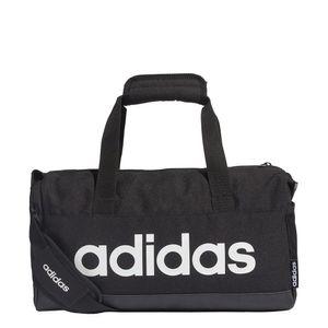Adidas Lin Duffle Xs Black/Black/White -