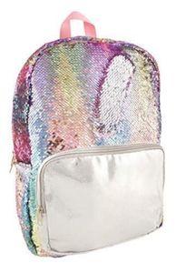 Crayola rucksack Fashion AngelsMagic Sequin 20 Liter Silber