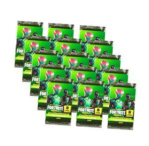 Panini Fortnite Karten Hobby Serie 2 (2020/2021) - Fortnite Trading Cards Sammelkarten - 15 Booster