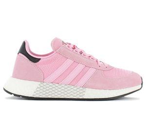adidas Originals Marathon Tech W Boost - Damen Schuhe Rosa EE4948 , Größe: EU 36 2/3 UK 4