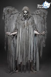 Angel of Death / Engel des Todes Komplettset Herren Kostüm