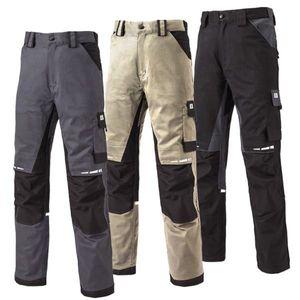 Dickies Arbeitshose GDT Premium WD4901, Farbe:grau/schwarz, Größe:54