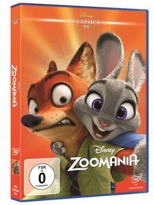 Zoomania (Disney Classics) [DVD]
