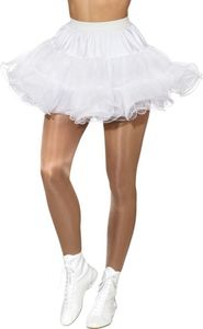 Damen Petticoat Garde Funken Drahtkante Karneval Fasching Gr.36/38