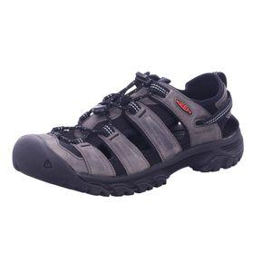 Keen Targhee III Sandal Men grey/black - Freizeitsandale, Keen_Farbe:grey/black, Keen_Größe_Herren:44.5 (US 11)