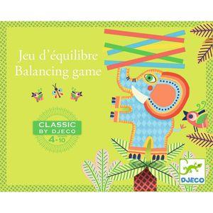 Djeco Balancier Elefant Spiel Geschicklichkeitsspiel aus Holz ab 4 Jahren