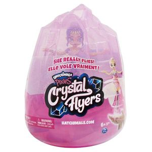 Spin Master 32302 EGG Hatchimals Pixies Crys Flyers - Lila