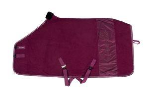 Cavallo - Hada, Fleecedecke Farbe: Wild Berry Gr. L
