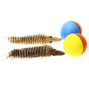 2x Wieselball Wiesel Ball Weazelball Spielzeug