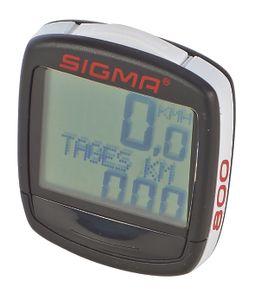Sigma Sport 800 Fahrrad-Computer, 8 Funktionen; 0118