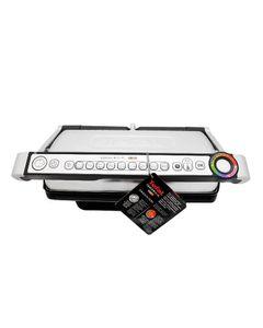 Tefal GC 722 D Optigrill+ XLKontaktgrill schwarz/edelstahl