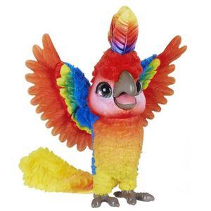 Hasbro furReal Rock-a-too, Mehrfarben, Papagei, 4 Jahr(e), Junge/Mädchen, 1,5 V, Alkali