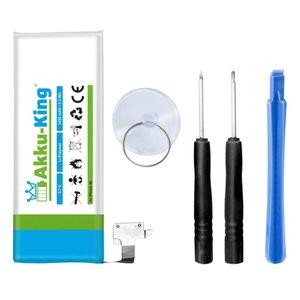 Akku kompatibel mit iPhone 4S - Li-Polymer 1450mAh - mit Öffnungswerkzeug