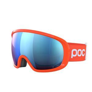 Poc Skibrille Fovea Clarity Comp Flourescent Orange ONE