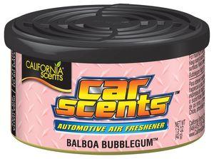 California Scents lufterfrischerdose Balboa Bubblegum 42 Gramm