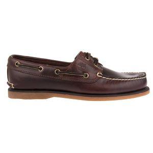 Timberland Schuhe 2EYE Classic Boat Brown, 25077, Größe: 40