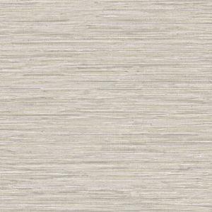 Superfresco Easy - Vliestapete - Textil - Beige/Grau - 10m x 52cm