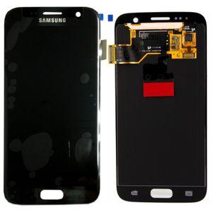 Samsung G930F Galaxy S7 - Original Ersatzteil - LCD Display / Touchscreen - Schwarz