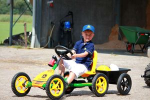 BERG Buddy John Deere Pedal-Gokart, 24.21.24