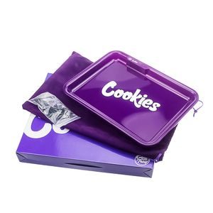 LED Rolling Glow Light Up Tray wiederaufladbar LED Light Up wiederaufladbare manuelle Glow Tray GlowTray Cookies Zigarettenschale -Purple