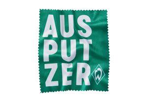 """SV Werder Bremen Brillenputztuch """"Ausputzer"""""""