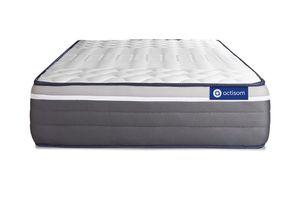Actimemo plus matratze 100x220cm, Memory-Schaum, Härtegrad 5, Höhe :26 cm, 7 Komfortzonen