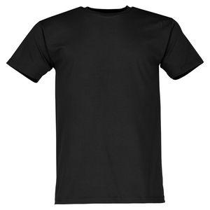 Fruit of the Loom Original T-Shirt, Farbe:schwarz, Größe:3XL