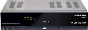 Megasat HD 935 Twin , schwarz