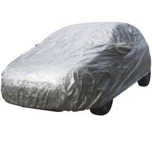 Autoabdeckung Gr. S Autogarage Vollgarage Ganzgarage Abdeckplane Auto Schutzhülle Atmungsaktiv Wetterfest UV-Beständig