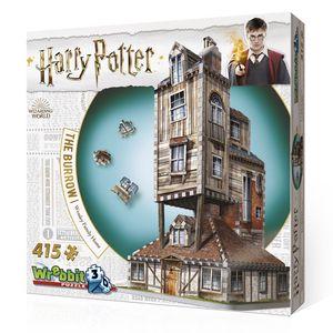 Fuchsbau - Harry Potter / The Burrow - Harry Potter. Puzzle 415 Teile