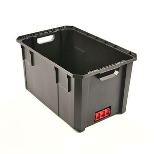 Transportkiste Stapelbox Lagerkiste Stapelkiste Transportbox Modulkiste X-Block