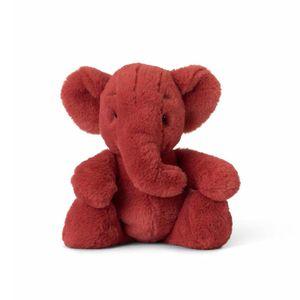 Kuscheltier Stofftier Plüschtier Ebu, der Elefant rot 29cm - WWF Cub Club