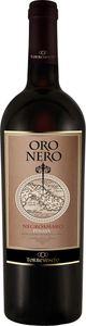 Torrevento Negroamaro Oro Nero Puglia IGT - Italien-Apulien (1x 0,75l) Rotwein trocken
