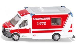 SIKU 2115 1:50 Mercedes-Benz Sprinter Miesen Typ C Rettungswagen