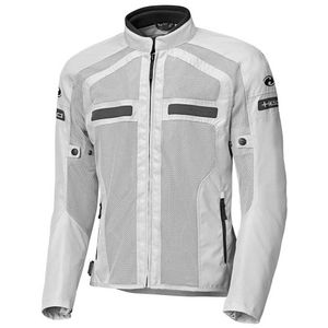 Held Tropic 3.0 Motorrad Textiljacke Farbe: Grau, Grösse: 3XL