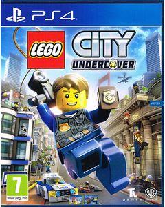 Warner Bros LEGO City: Undercover, PlayStation 4, E (Jeder), Physische Medien
