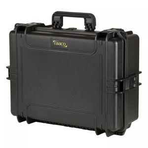 Raaco Transportkoffer Flightcase 3 schwarz 738002