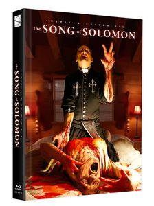 American Guinea Pig - The Song of Solomon [LE] Mediabook Cover B