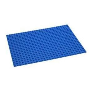 Hubelino 560er Grundplatte blau
