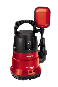Einhell Tauchpumpe GC-SP 2768, Fördermenge max. 6800 l/h, Leistung 270 W, Förderhöhe max. 5,5 m