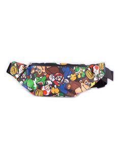 Nintendo - Super Mario AOP Waistbag