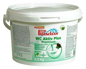 Pastaclean WC Pulver Aktiv Plus Premium 2,5 Kg