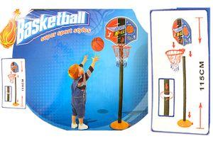 Kinderbasketballkorb inkl. Ständer Ball und Pumpe
