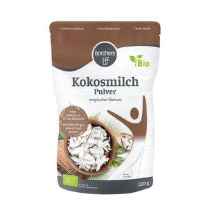 borchers Kokosmilch Pulver   Bioqualität   Lecker aromatisch  120g