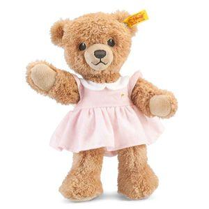 Steiff Schlaf Gut Bär Teddy Stofftier Kuscheltier 25 cm Rosa 239526