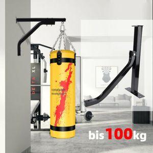 Schwerlast Boxsack Sandsack Halterung Wandhalterung Wandbefestigung bis 100kg