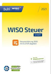 WISO Steuer-Start 2021. DVD-Box