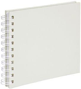 Hama Fine Art Spiral kreide 18,5x15 30 weiße Seiten     2720
