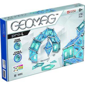 Geomag Pro-L 174 pcs, 174 Stück(e), Mehrfarbig, 8 Jahr(e), 460 mm, 300 mm, 50 mm