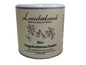 Lunderland -Hagebutteschalenmehl 150g